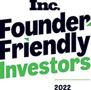 Founder-Friendly Investors Honoree 2021
